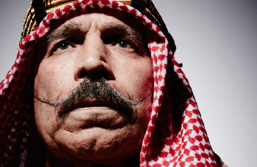 The [Iron] Sheik